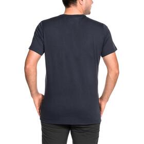 Jack Wolfskin Essential T-Shirt Men night blue